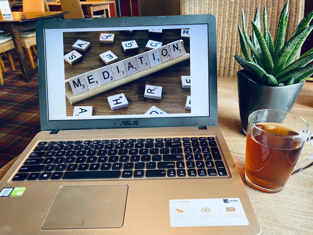 Laptop mediation